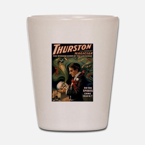 Thurston The Great Shot Glass