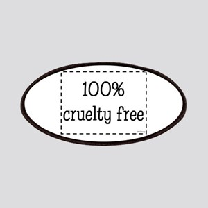 100% Cruelty Free Patches