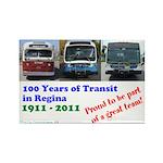 100 Years of Transit Magnet