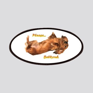 Bellyrub Doxie Patches