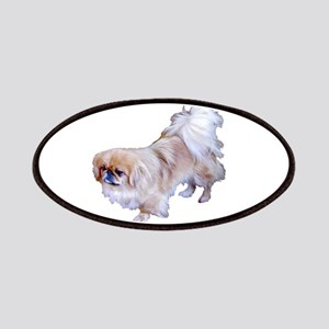 Pekingese Dog Patches