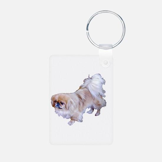Pekingese Dog Keychains