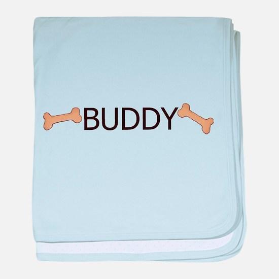 Buddy Puppy Dog baby blanket & Gift
