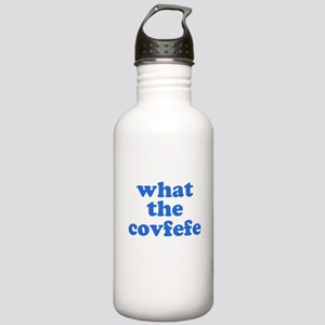 What the Covfefe Stainless Water Bottle 1.0L