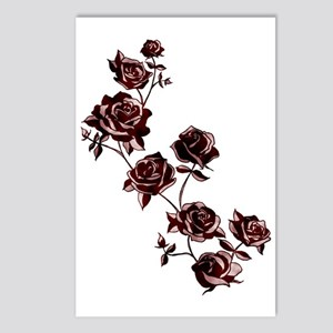 All the Pretty Roses Postcards (Package of 8)