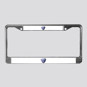 Trimaris License Plate Frame