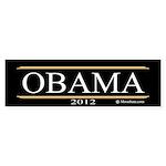 Obama 2012 Sticker (Bumper 10 pk)