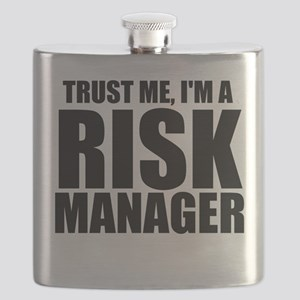 Trust Me, I'm A Risk Manager Flask