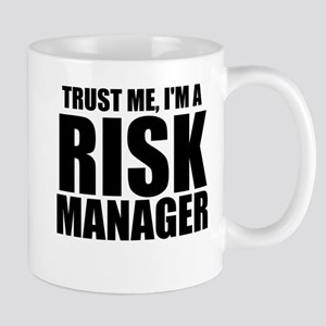 Trust Me, I'm A Risk Manager Mugs