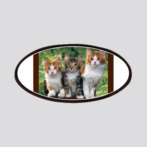 3 Cats Patches