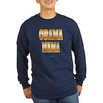 Big Mama Long Sleeve Dark T-Shirt