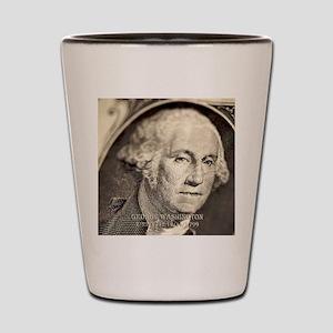 George Washington Shot Glass