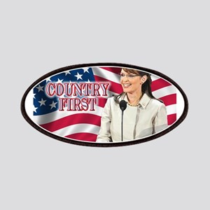 Country First Patches