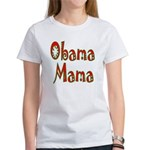 Obama Mama Women's T-Shirt