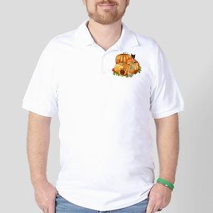 Autumn Bounty Golf Shirt