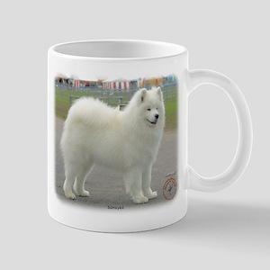 Samoyed 8w19d-18 Mug