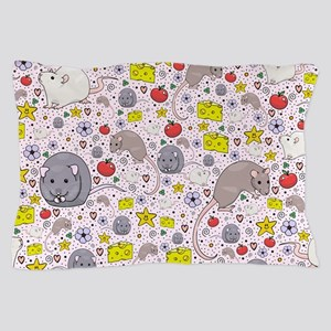 Rats Pillow Case
