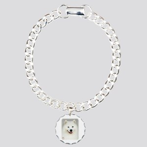 Samoyed 9Y566D-019 Charm Bracelet, One Charm