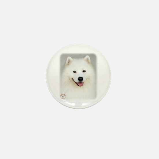 Samoyed 9Y566D-019 Mini Button