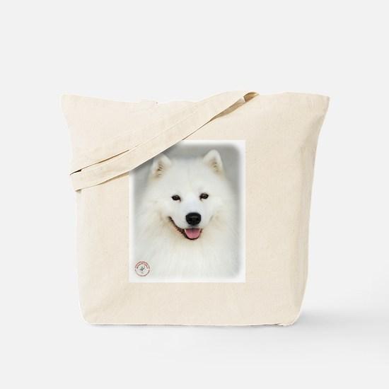 Samoyed 9Y566D-019 Tote Bag