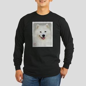 Samoyed 9Y566D-019 Long Sleeve Dark T-Shirt