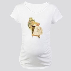 Magic of Christmas Maternity T-Shirt