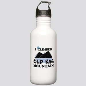 I Climbed Old Rag Mountain Stainless Water Bottle