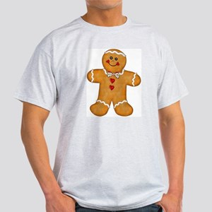 Gingerbread Man Light T-Shirt