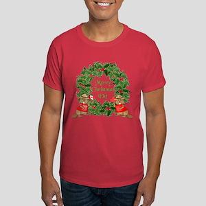 Canadian Christmas Dark T-Shirt
