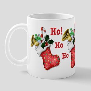 Christmas Stocking & Gifts Mug