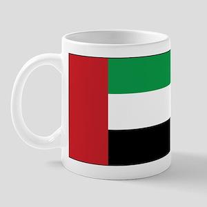 United Arab Emirates Flag Mug
