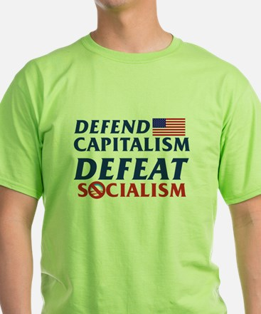 Defend Capitalism T-Shirt