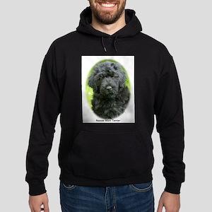 Russian Black Terrier 9T091D-030 Hoodie (dark)