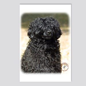 Portuguese Water Dog 9R016D-151 Postcards (Package