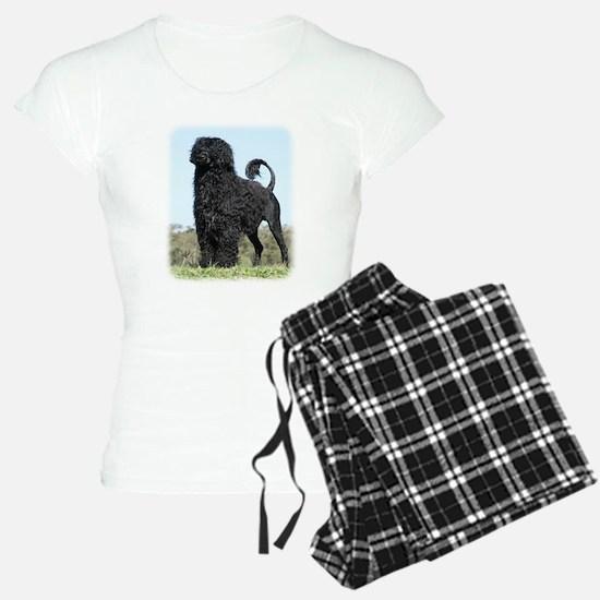 Portuguese Water Dog 9Y510D-061 Pajamas