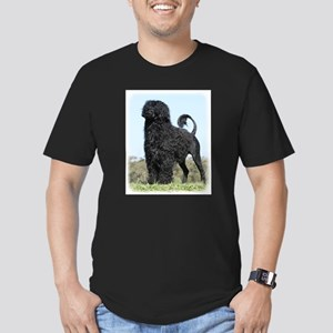 Portuguese Water Dog 9Y510D-061 Men's Fitted T-Shi