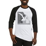 Banana Stand (no text) Baseball Jersey