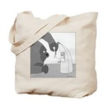 Banana Stand (no text) Tote Bag