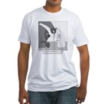 Banana Stand Fitted T-Shirt