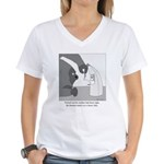 Banana Stand Women's V-Neck T-Shirt