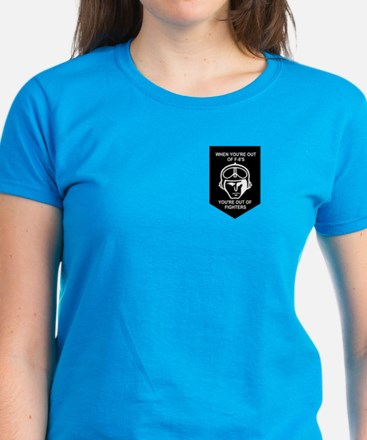 F-8 Crusader Women's Dark T-Shirt