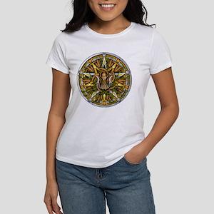 Lammas/Lughnasadh Pentacle Women's T-Shirt