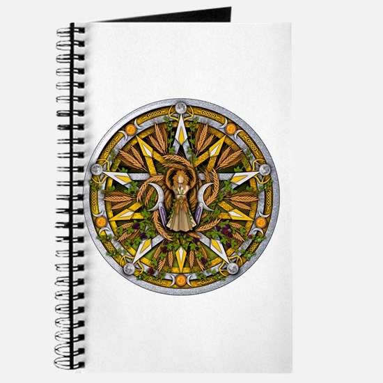 Lammas/Lughnasadh Pentacle Journal