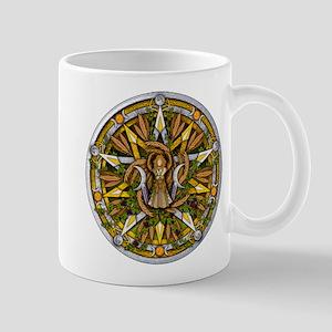 Lammas/Lughnasadh Pentacle Mug