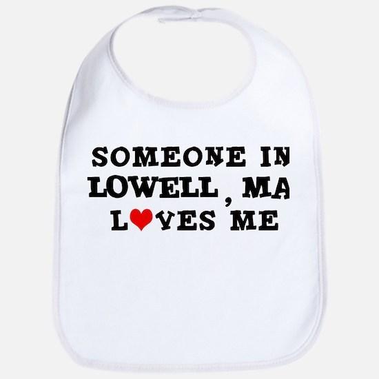Someone in Lowell Bib