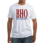 BHO The President Fitted T-Shirt