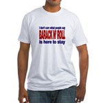 Barack n' Roll Fitted T-Shirt