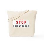 Scientology Tote Bag