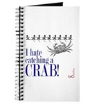 Catching a Crab 2 Journal