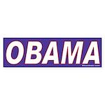 OBAMA Bumper Sticker (10 pk)